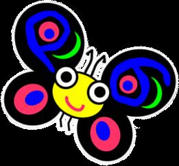 Le papillon de Perl 6